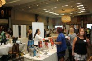 Networking at the Business Expo